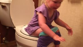 Potty Train Your 3 Year Old Without Power Struggles