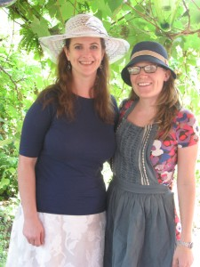 My visit with Liz